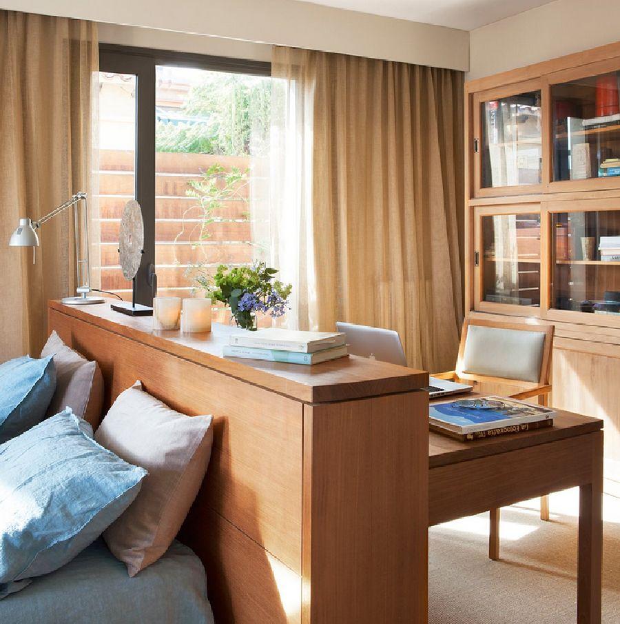 adelaparvu.com despre amenajare casa mica in tonuri naturale, design interior Carlos Baladia, Foto ElMueble (12)