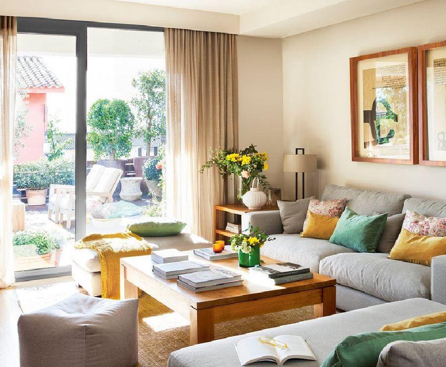 adelaparvu.com despre amenajare casa mica in tonuri naturale, design interior Carlos Baladia, Foto ElMueble (22)