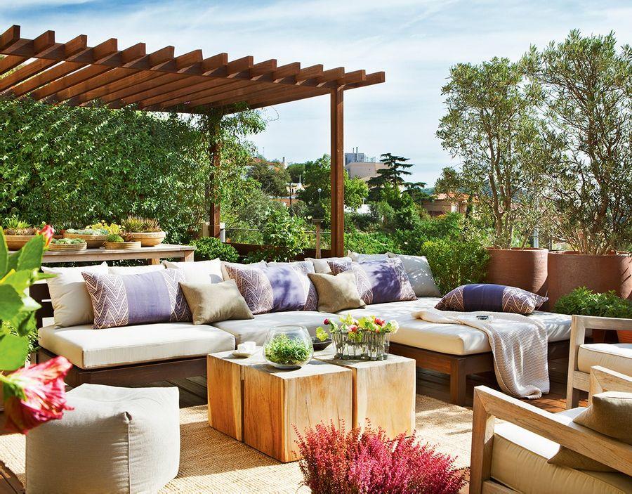 adelaparvu.com despre amenajare casa mica in tonuri naturale, design interior Carlos Baladia, Foto ElMueble (3)