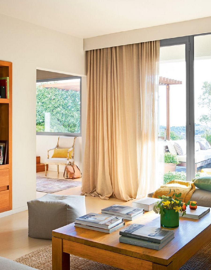 adelaparvu.com despre amenajare casa mica in tonuri naturale, design interior Carlos Baladia, Foto ElMueble (4)