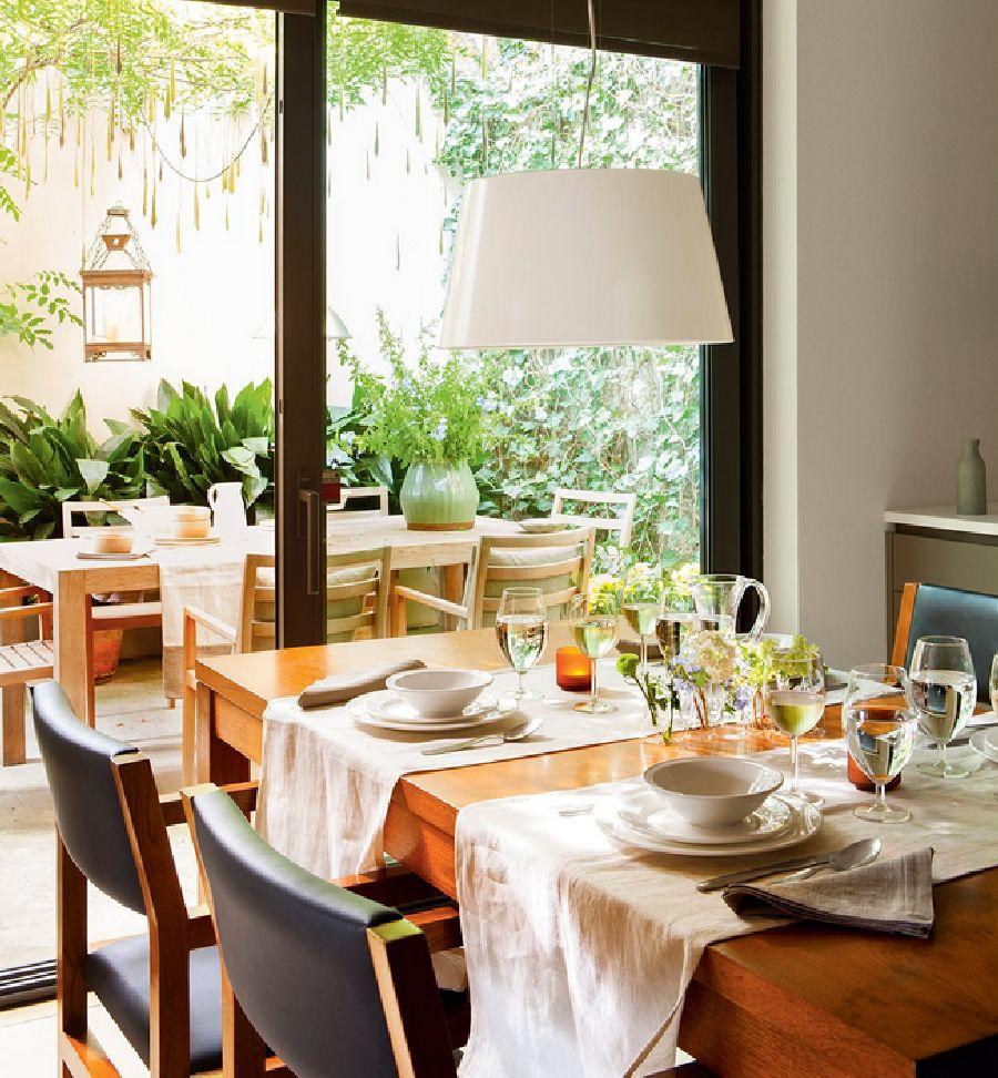 adelaparvu.com despre amenajare casa mica in tonuri naturale, design interior Carlos Baladia, Foto ElMueble (7)