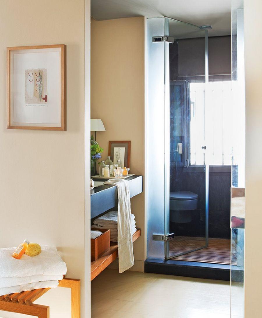 adelaparvu.com despre amenajare casa mica in tonuri naturale, design interior Carlos Baladia, Foto ElMueble (9)
