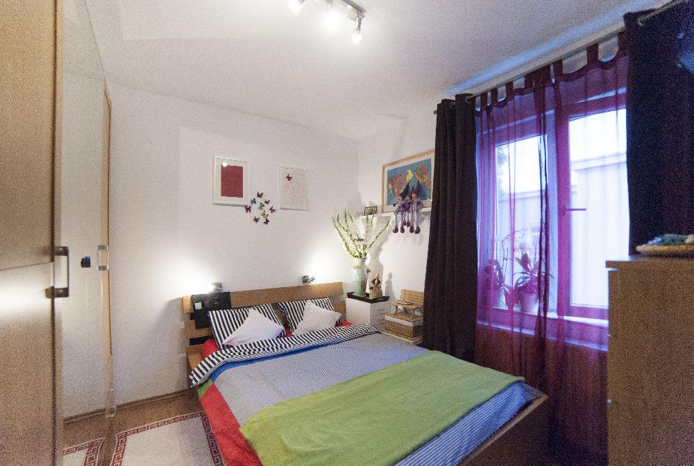 adelaparvu.com despre amenajare locuinta 3 camere, 51 mp, Bucuresti, design interior Iulia Banu, Foto Dragos Boldea (7)