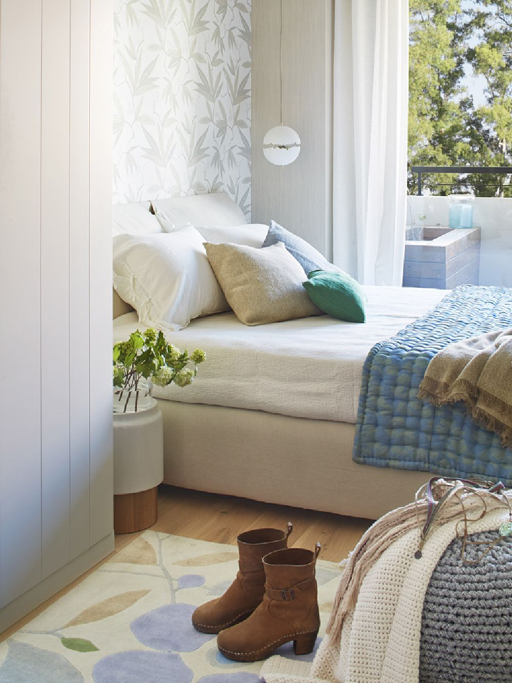 adelaparvu.com despre apartament cu aer mediteranean, design interior Meritxell Ribe (11)