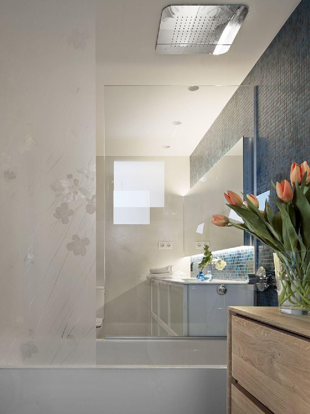 adelaparvu.com despre apartament cu aer mediteranean, design interior Meritxell Ribe (14)