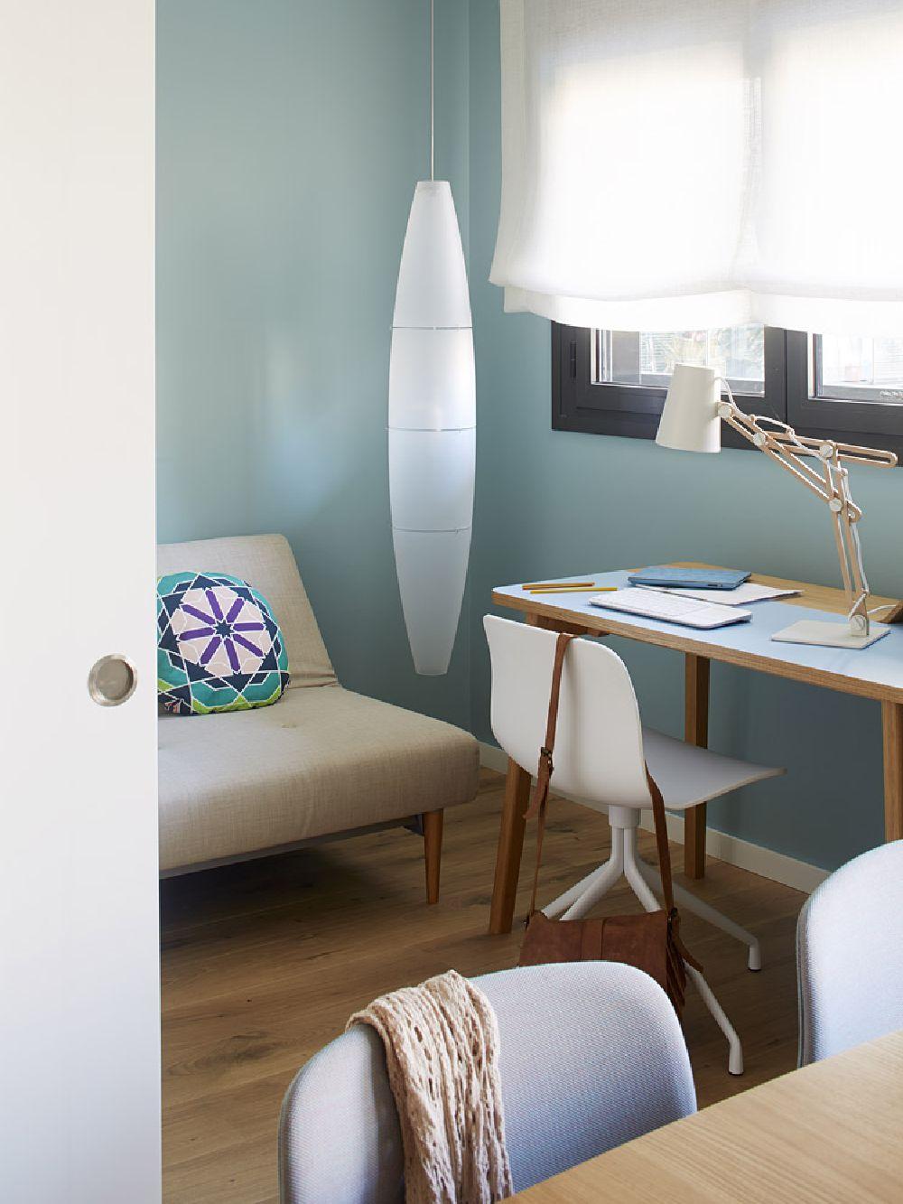 adelaparvu.com despre apartament cu aer mediteranean, design interior Meritxell Ribe (6)