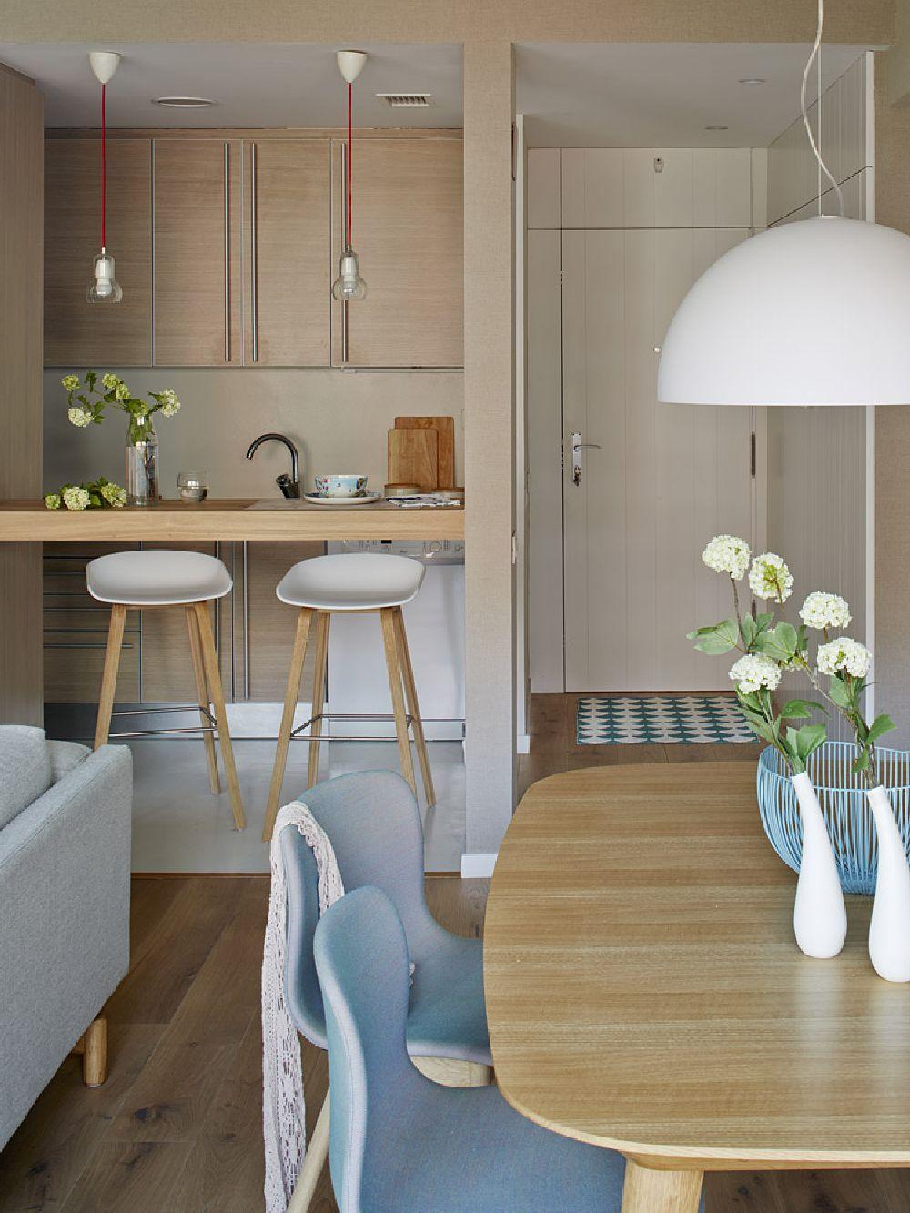 adelaparvu.com despre apartament cu aer mediteranean, design interior Meritxell Ribe (8)