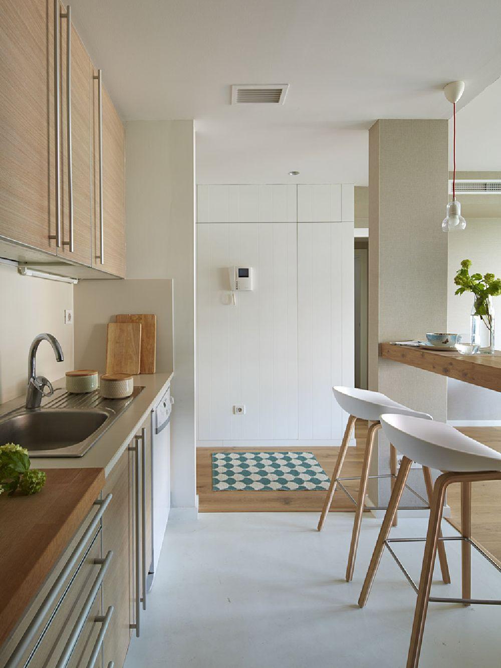 adelaparvu.com despre apartament cu aer mediteranean, design interior Meritxell Ribe (9)