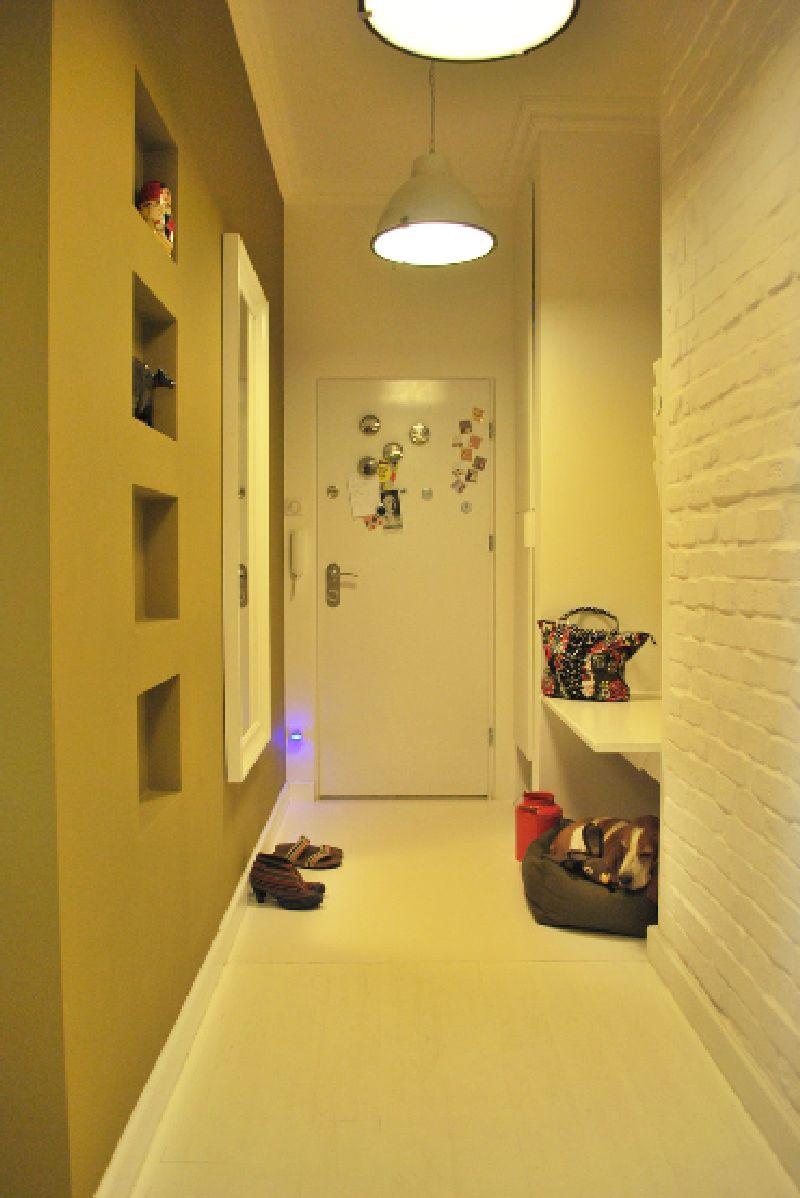 adelaparvu.com despre apartament mic si colorat, design interior Agata Debicka Cieszynska, Twin Pigs  (14)