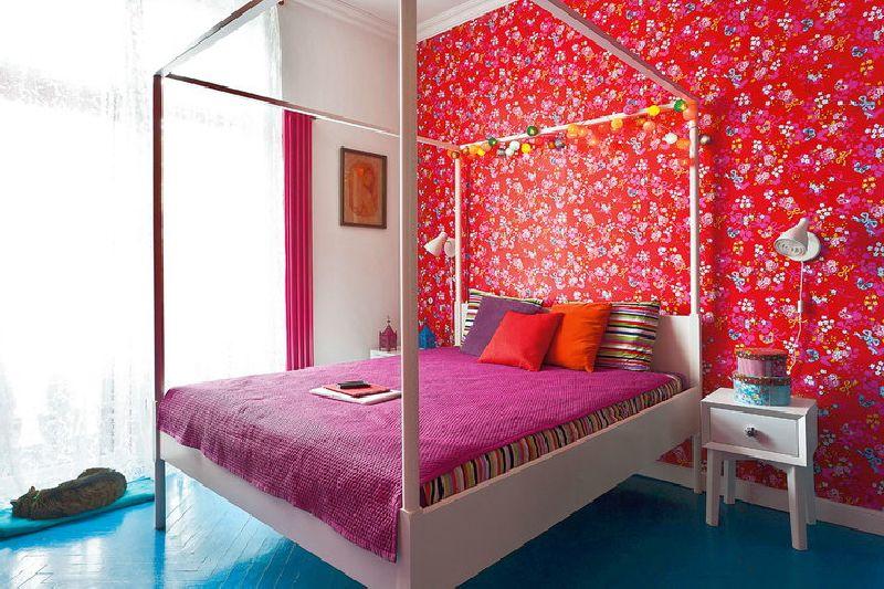 adelaparvu.com despre apartament mic si colorat, design interior Agata Debicka Cieszynska, Twin Pigs  (16)