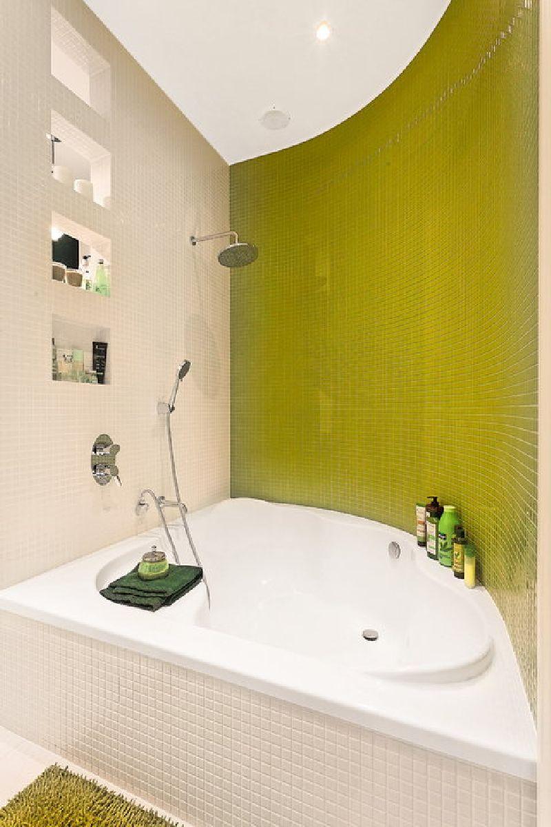 adelaparvu.com despre apartament mic si colorat, design interior Agata Debicka Cieszynska, Twin Pigs  (2)