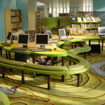 adelaparvu.com despre biblioteca pentru copii, Swiss Cottage Library London, design artist laura Ford, Foto Modus Operandi (1)