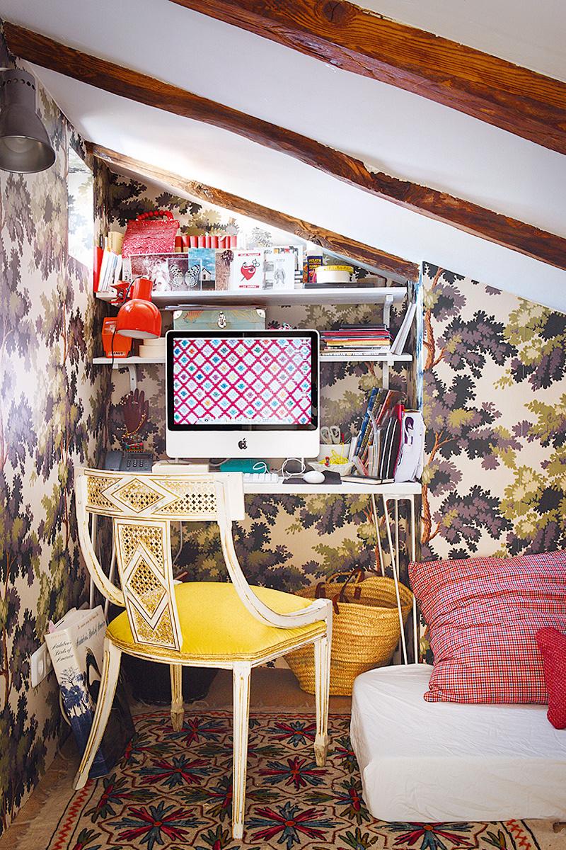 adelaparvu.com despre casa de artist, Nuria Mora, Foto AD Manolo Yllera  (15)
