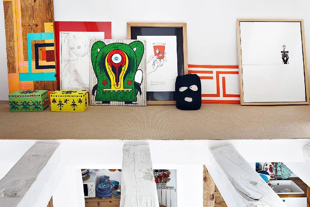 adelaparvu.com despre casa de artist, Nuria Mora, Foto AD Manolo Yllera  (17)