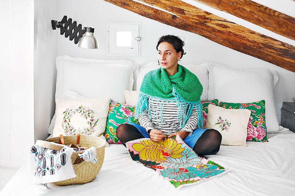 adelaparvu.com despre casa de artist, Nuria Mora, Foto AD Manolo Yllera  (25)