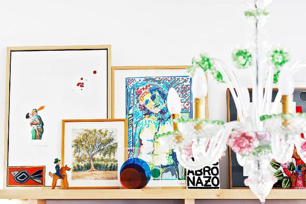 adelaparvu.com despre casa de artist, Nuria Mora, Foto AD Manolo Yllera  (6)