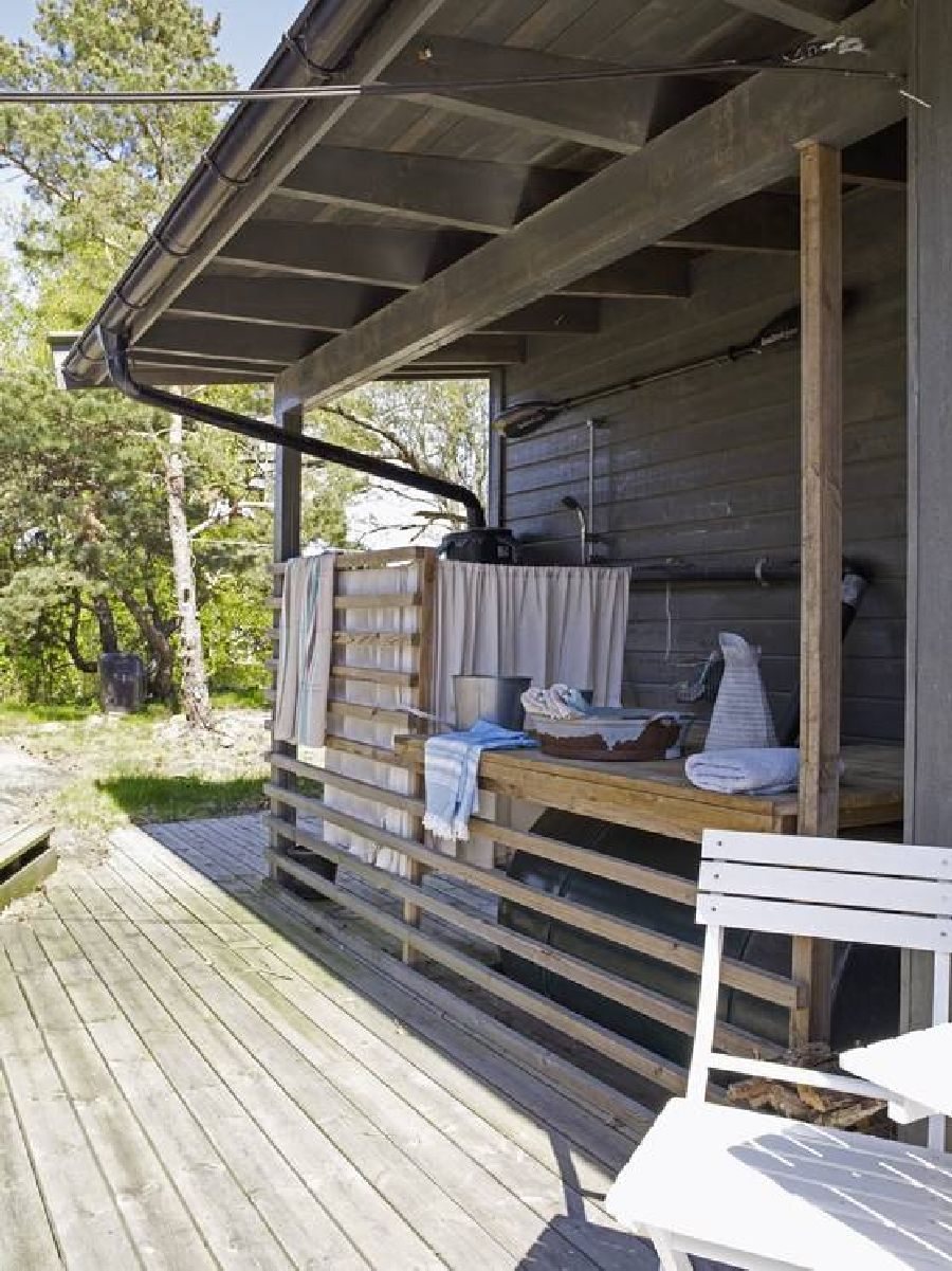adelaparvu.com despre casa de vacanta din lemn 65 mp in Norvegia, Foto Inger Mette Meling Kostveit (10)