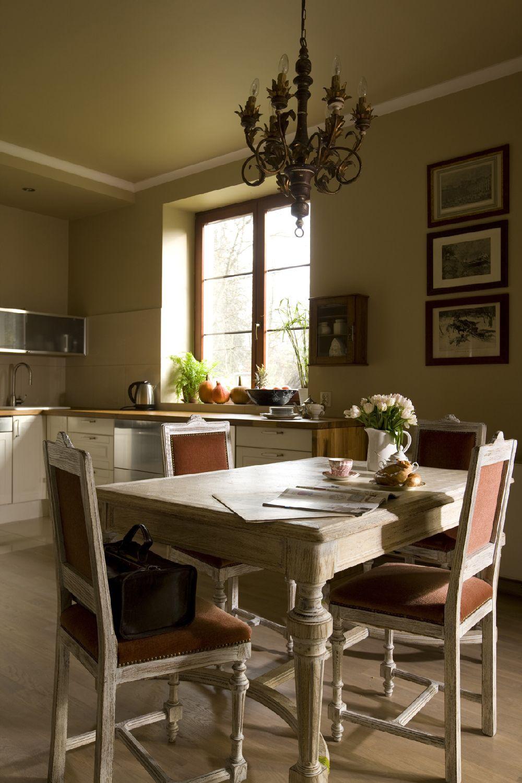 adelaparvu.com despre casa in stil francez cu accente contemporane, design interior, design Mortis Design (1)