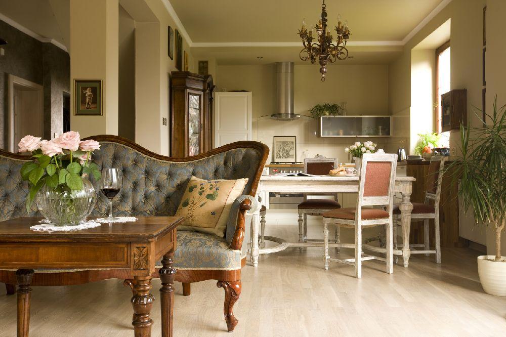 adelaparvu.com despre casa in stil francez cu accente contemporane, design interior, design Mortis Design (2)