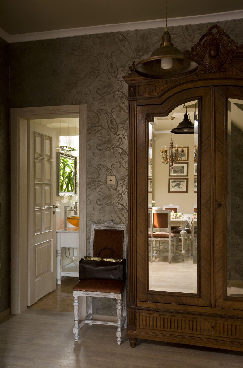 adelaparvu.com despre casa in stil francez cu accente contemporane, design interior, design Mortis Design (6)