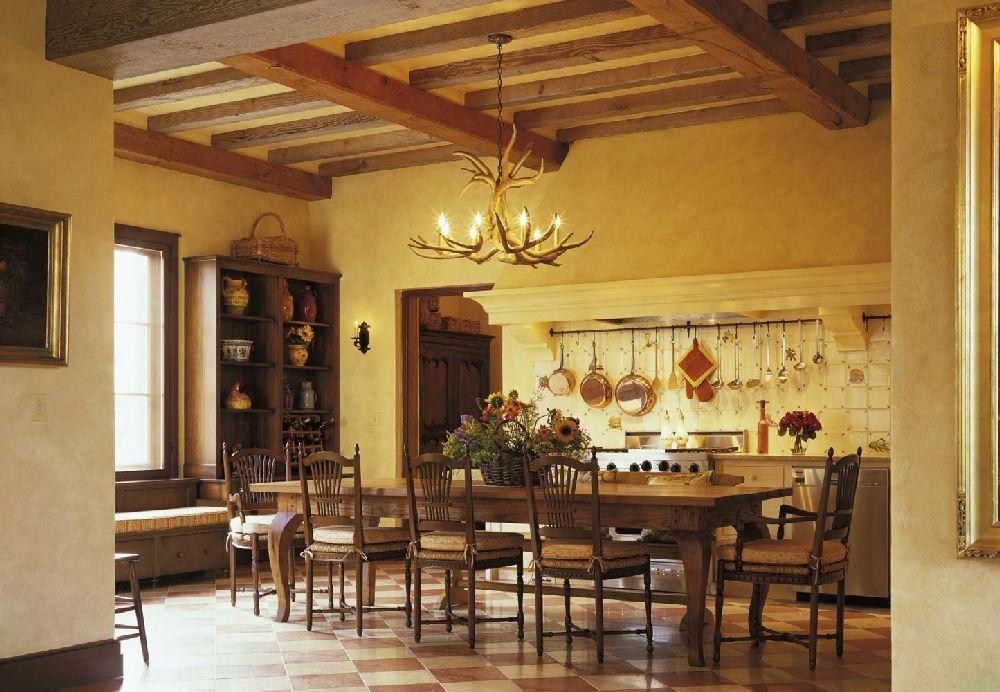 adelaparvu.com despre casa in stil provence, arh Mark Buchanan, design interior Sgoshana Datlow, Foto Ron Blunt (11)