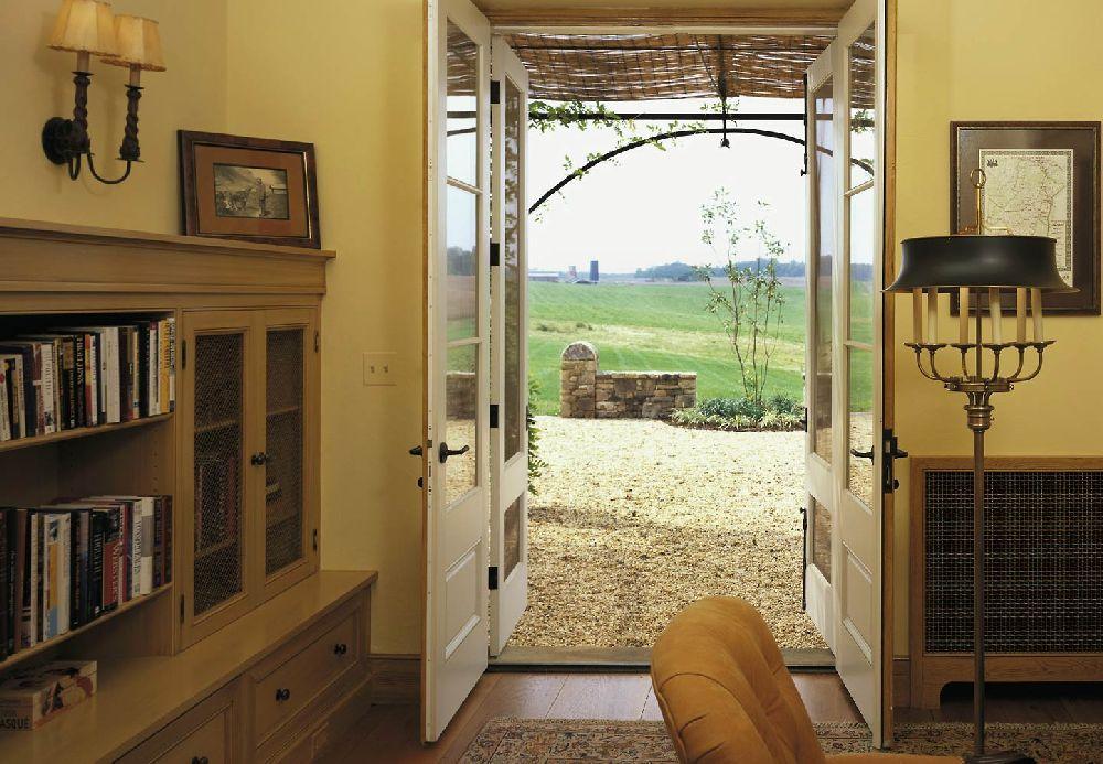 adelaparvu.com despre casa in stil provence, arh Mark Buchanan, design interior Sgoshana Datlow, Foto Ron Blunt (14)