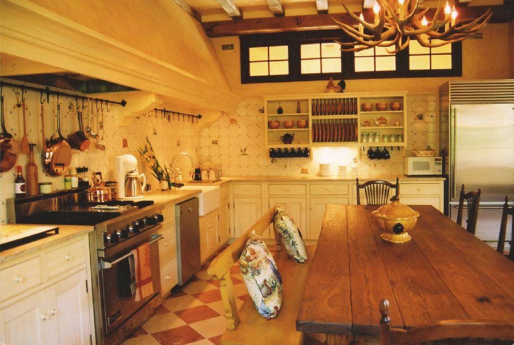 adelaparvu.com despre casa in stil provence, arh Mark Buchanan, design interior Sgoshana Datlow, Foto Ron Blunt (15)