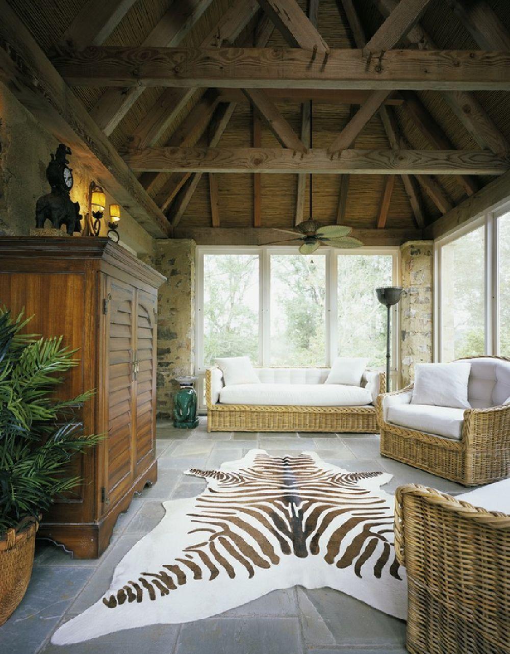 adelaparvu.com despre casa in stil provence, arh Mark Buchanan, design interior Sgoshana Datlow, Foto Ron Blunt (19)