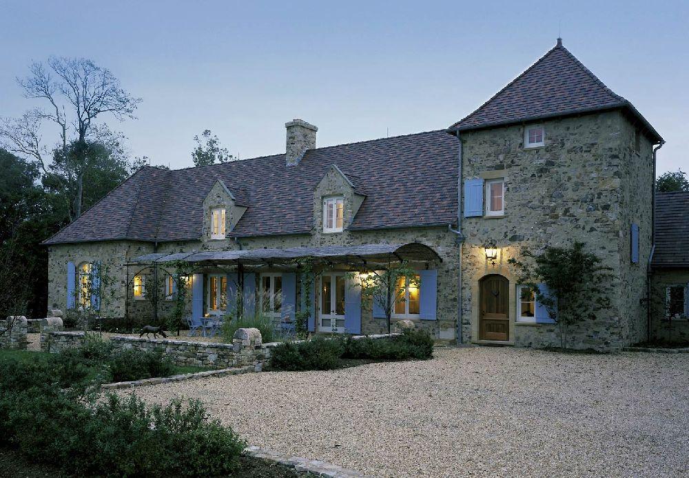 adelaparvu.com despre casa in stil provence, arh Mark Buchanan, design interior Sgoshana Datlow, Foto Ron Blunt (3)