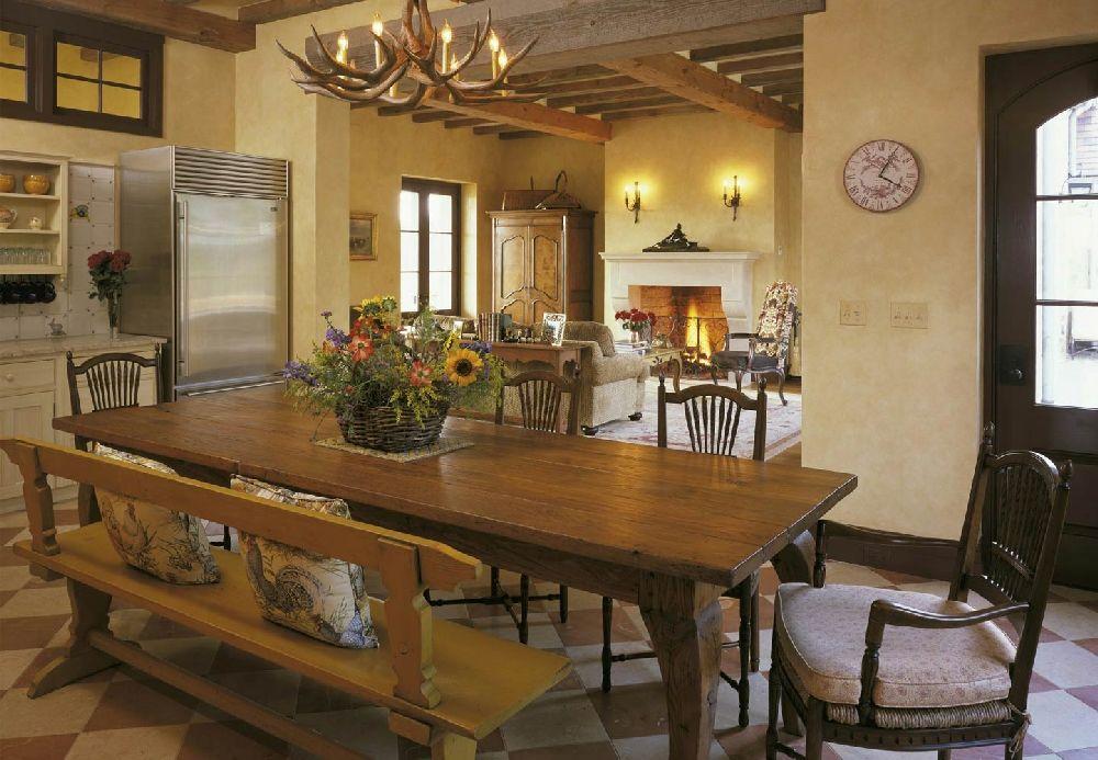 adelaparvu.com despre casa in stil provence, arh Mark Buchanan, design interior Sgoshana Datlow, Foto Ron Blunt (7)