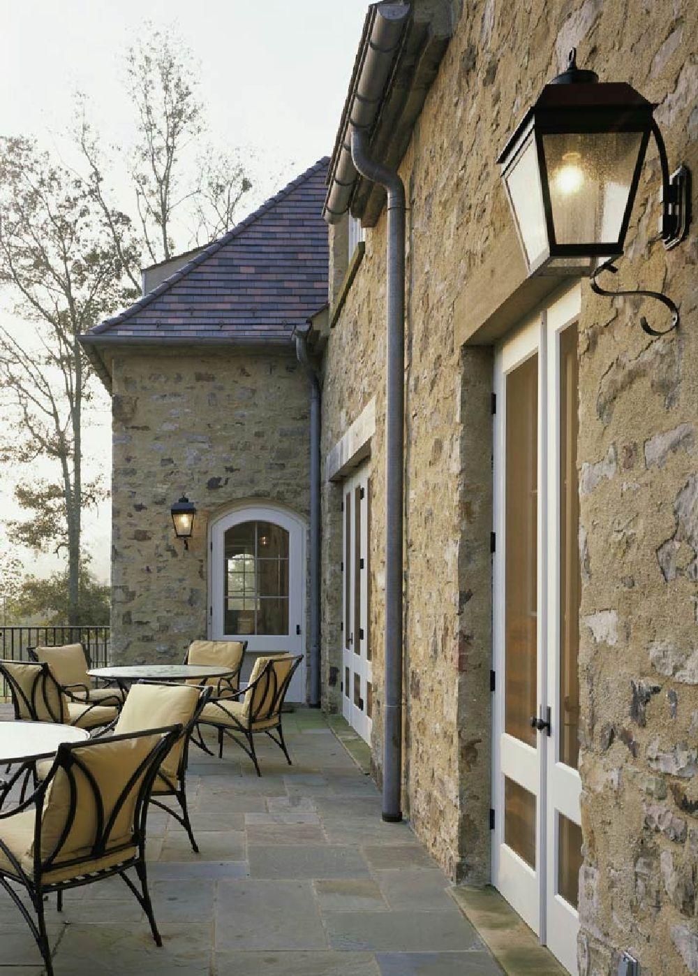 adelaparvu.com despre casa in stil provence, arh Mark Buchanan, design interior Sgoshana Datlow, Foto Ron Blunt (9)