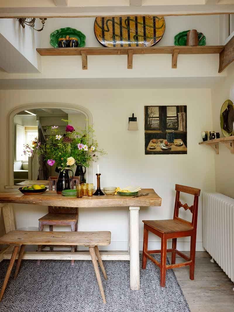 adelaparvu.com despre casa rustica, casa Marea Britanie, Cotswolds, design interior Caroline Holdaway, Foto Simon Brown (19)