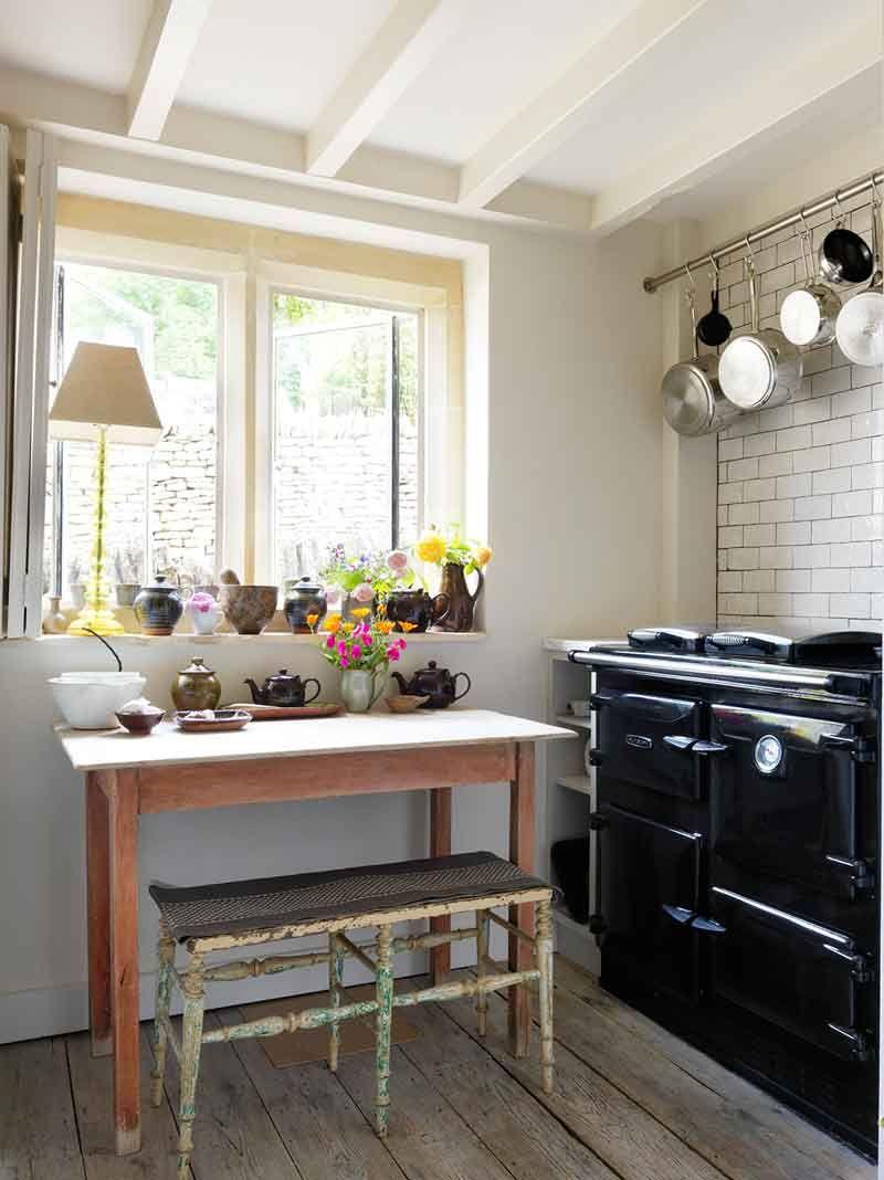 adelaparvu.com despre casa rustica, casa Marea Britanie, Cotswolds, design interior Caroline Holdaway, Foto Simon Brown (20)