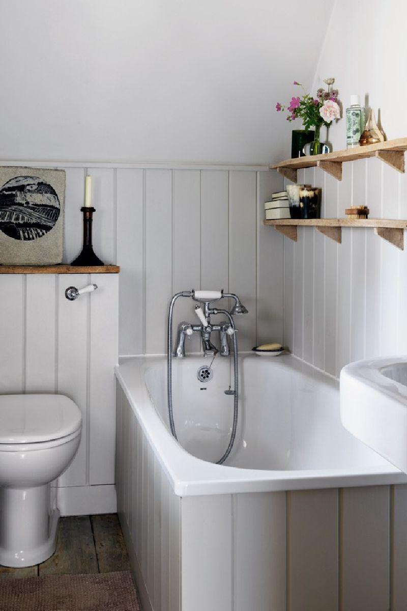 adelaparvu.com despre casa rustica, casa Marea Britanie, Cotswolds, design interior Caroline Holdaway, Foto Simon Brown (3)