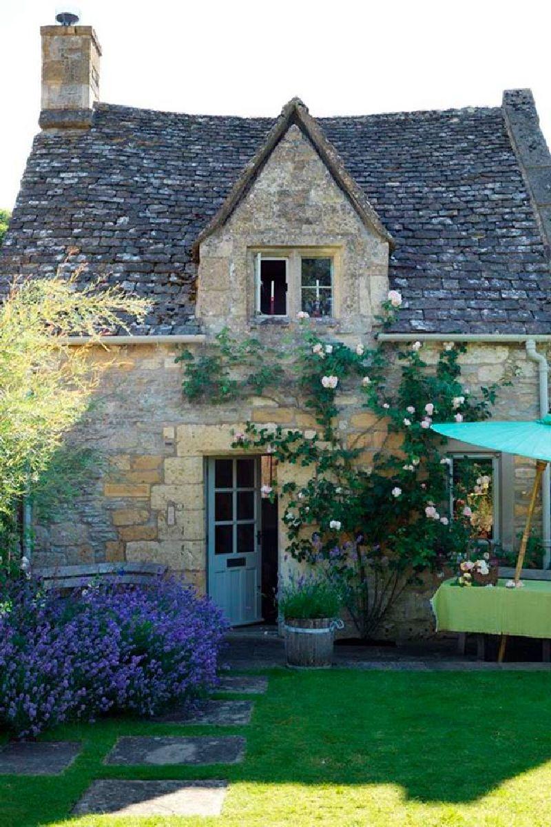 adelaparvu.com despre casa rustica, casa Marea Britanie, Cotswolds, design interior Caroline Holdaway, Foto Simon Brown (4)
