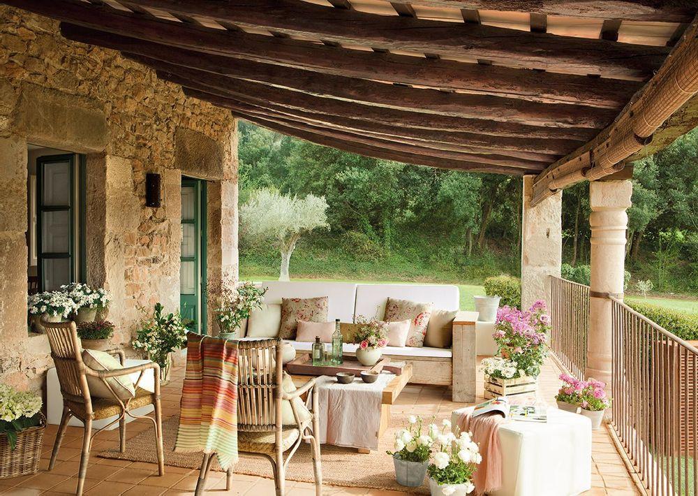 adelaparvu.com despre casa rustica catalana cu interior elegant decorat, design interior Gemma Mateos, Foto ElMueble (1)