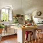 adelaparvu.com despre casa rustica catalana cu interior elegant decorat, design interior Gemma Mateos, Foto ElMueble (10)