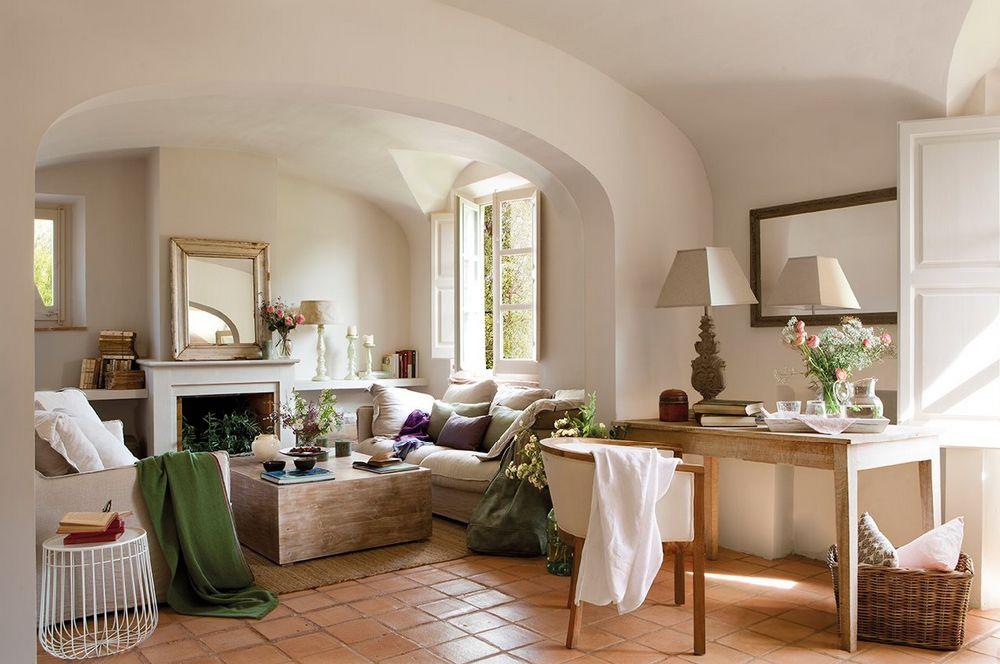 adelaparvu.com despre casa rustica catalana cu interior elegant decorat, design interior Gemma Mateos, Foto ElMueble (6)