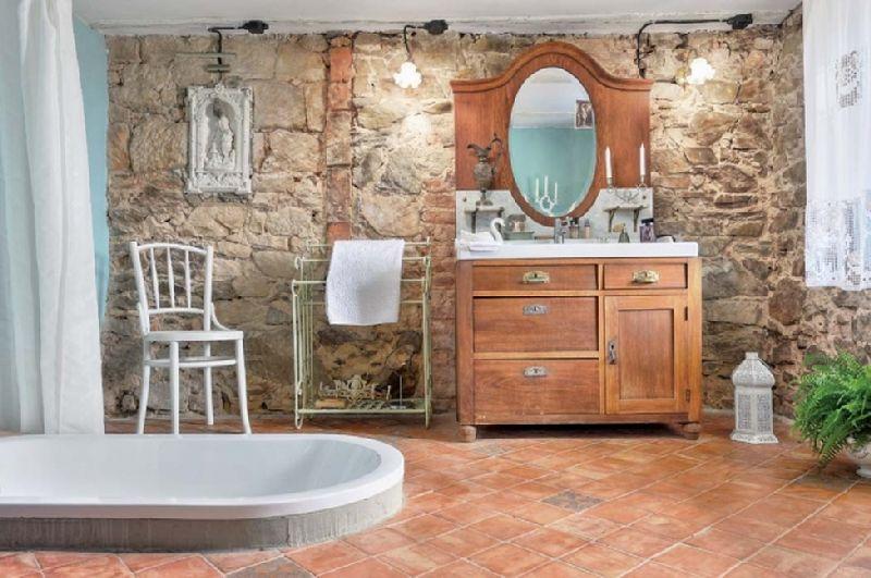 adelaparvu.com despre casa rustica cu interior clasic, arhitect Mateusz Trojanowski, Foto Radek Wojnar, Weranda Country  (11)