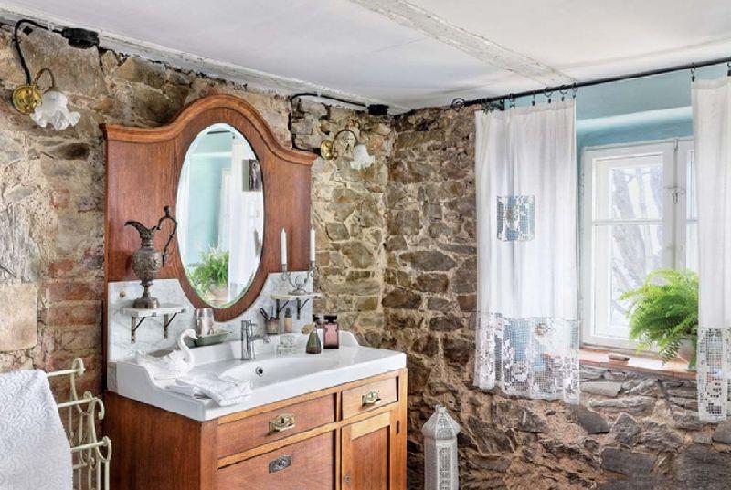 adelaparvu.com despre casa rustica cu interior clasic, arhitect Mateusz Trojanowski, Foto Radek Wojnar, Weranda Country  (13)