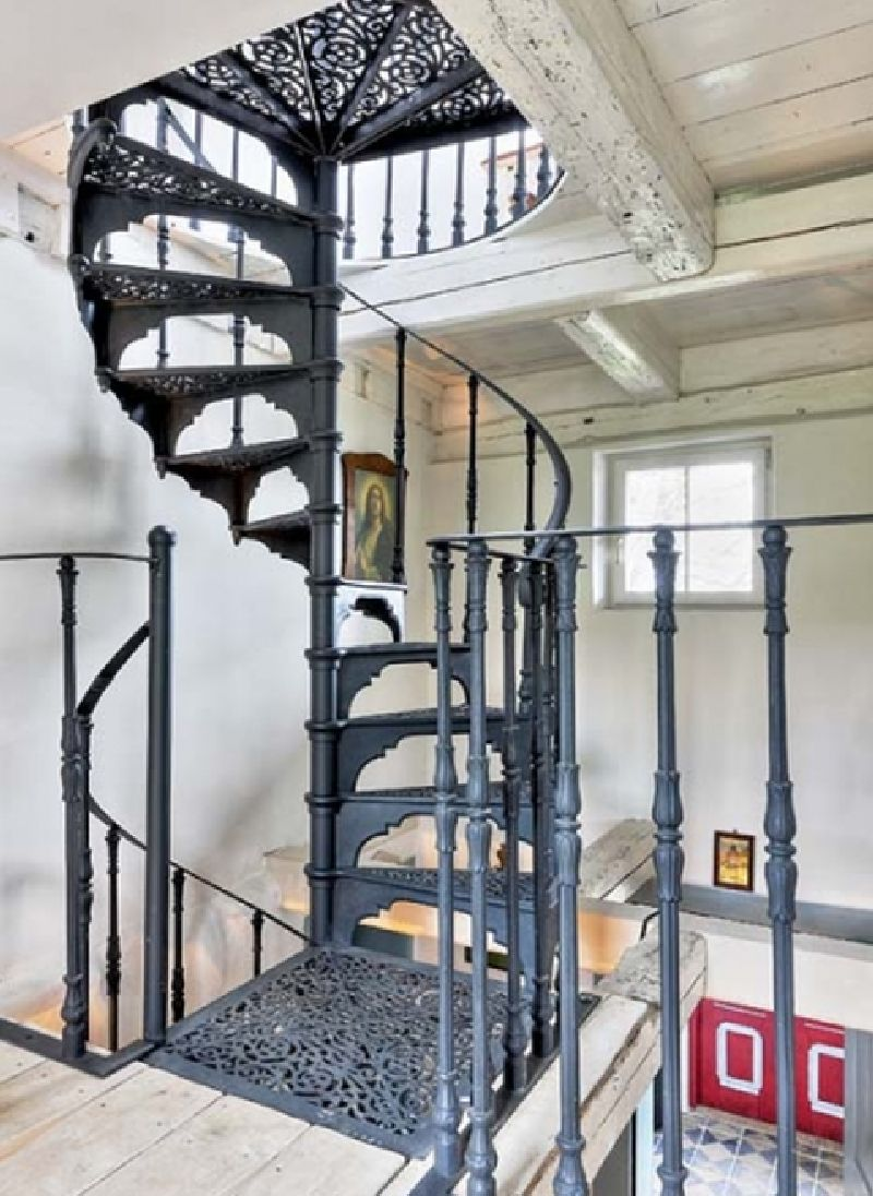 adelaparvu.com despre casa rustica cu interior clasic, arhitect Mateusz Trojanowski, Foto Radek Wojnar, Weranda Country  (3)