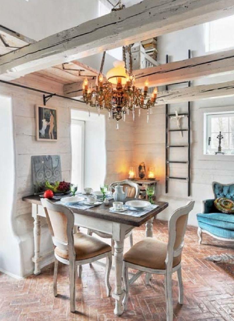 adelaparvu.com despre casa rustica cu interior clasic, arhitect Mateusz Trojanowski, Foto Radek Wojnar, Weranda Country  (5)