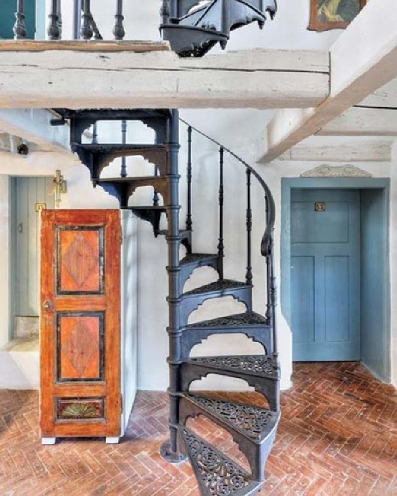 adelaparvu.com despre casa rustica cu interior clasic, arhitect Mateusz Trojanowski, Foto Radek Wojnar, Weranda Country  (7)