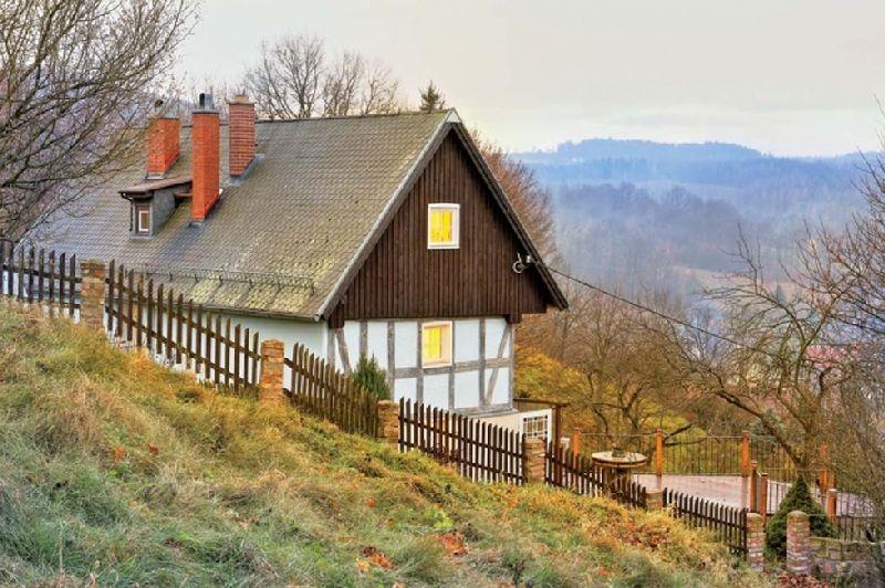 adelaparvu.com despre casa rustica cu interior clasic, arhitect Mateusz Trojanowski, Foto Radek Wojnar, Weranda Country  (8)