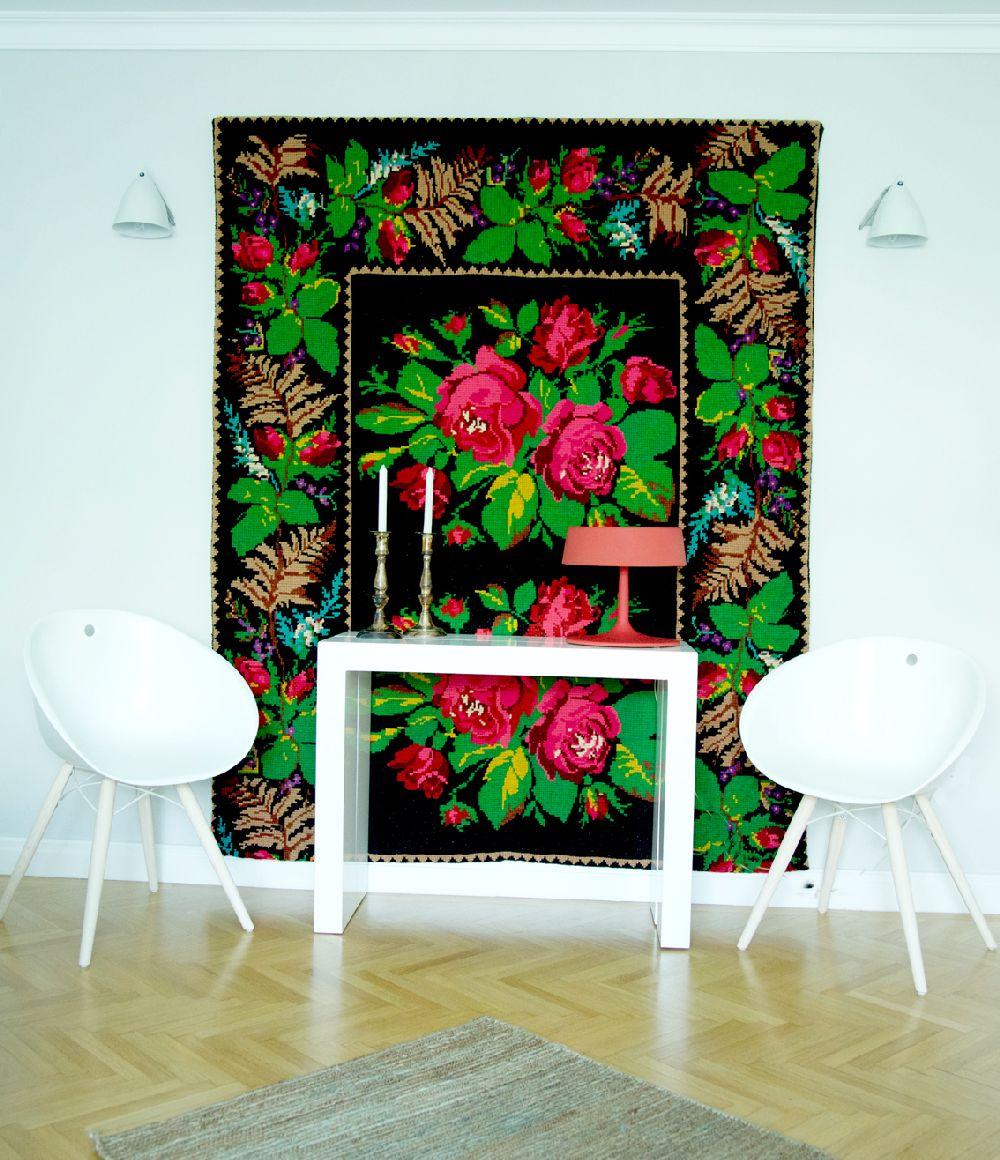 Amenajare designer Andreea Muresan, Foto Elle Decoration