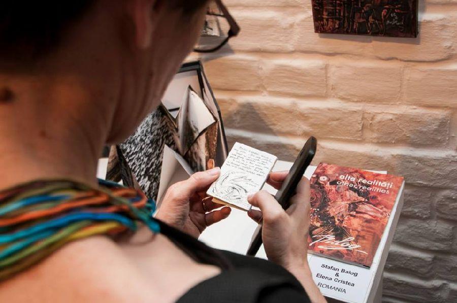 adelaparvu.com despre expozitia Bienala de Carte Obiect Bucuresti, curatori Dorothea Fleiss, Mirela Traistaru (18)