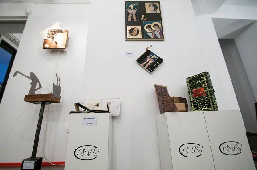 adelaparvu.com despre expozitia Bienala de Carte Obiect Bucuresti, curatori Dorothea Fleiss, Mirela Traistaru (22)