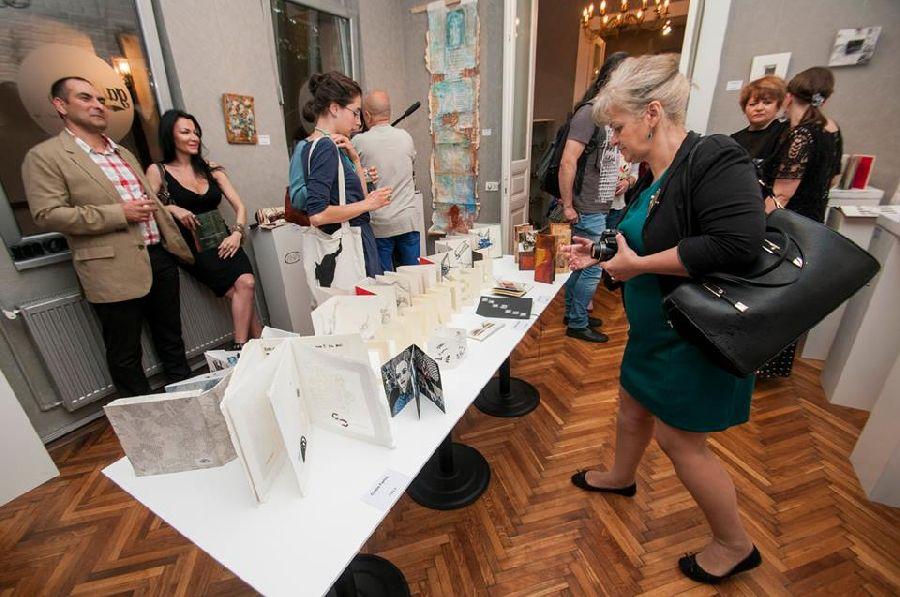 adelaparvu.com despre expozitia Bienala de Carte Obiect Bucuresti, curatori Dorothea Fleiss, Mirela Traistaru (24)