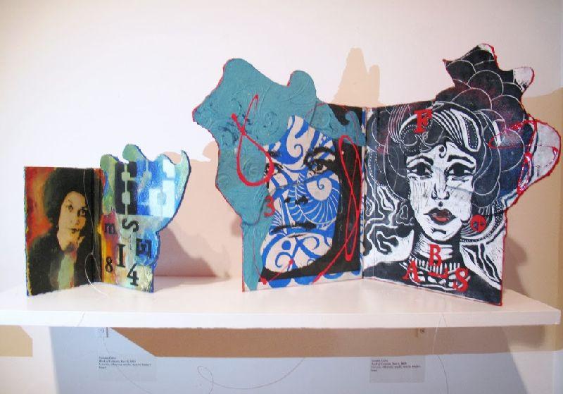adelaparvu.com despre expozitia Bienala de Carte Obiect Bucuresti, curatori Dorothea Fleiss, Mirela Traistaru (7)
