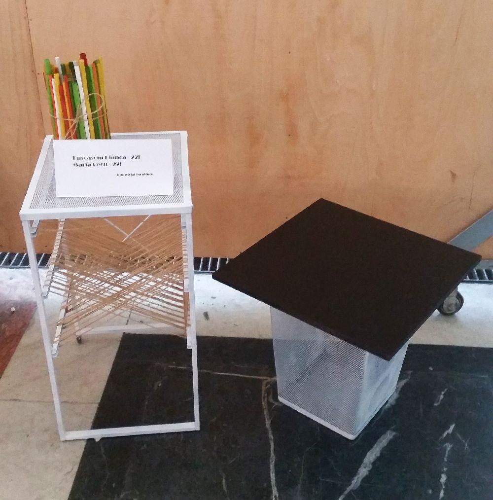 adelaparvu.com despre expozitia cu obiecte reciclate a Studentilor la arhitectura de interior UNAUIM, editia a 6 a (16)